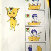 résultat d'un stage manga chibi et mascottes