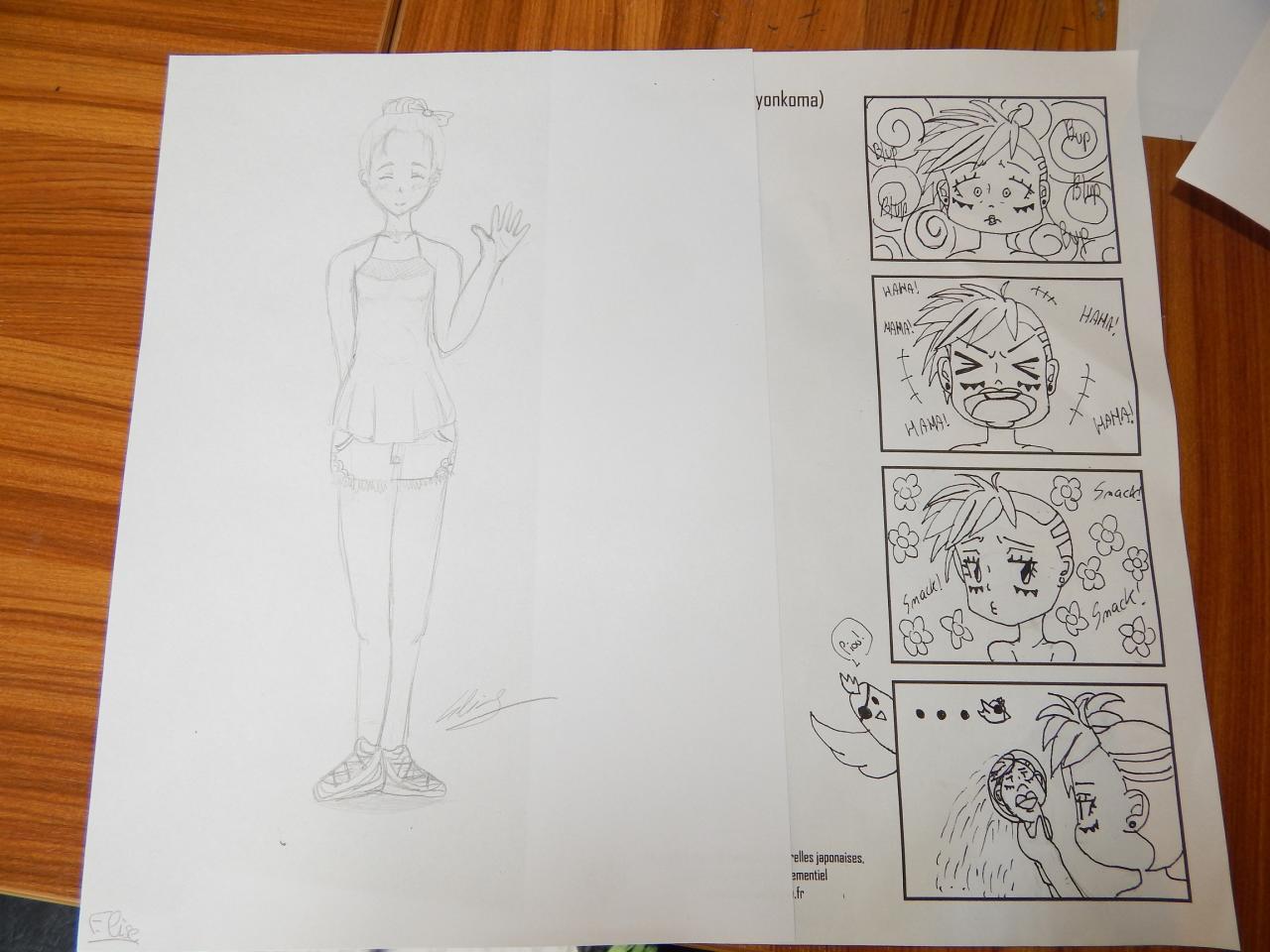 stage manga juillet 2016