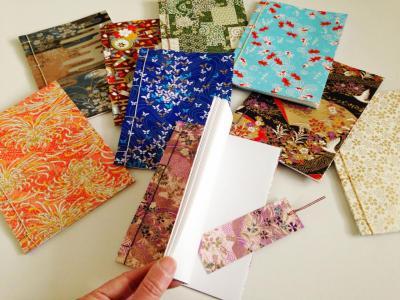 Atelier Kami-Art carnet Watoji