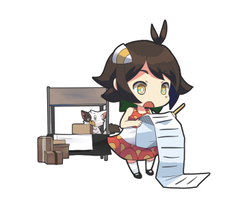 Chibi stand png