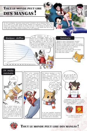 Tout le monde peut lire des mangas - panneau 1