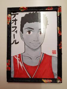 Portrait manga 1