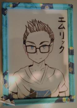 Portrait manga ex2