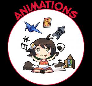 Visuel animations